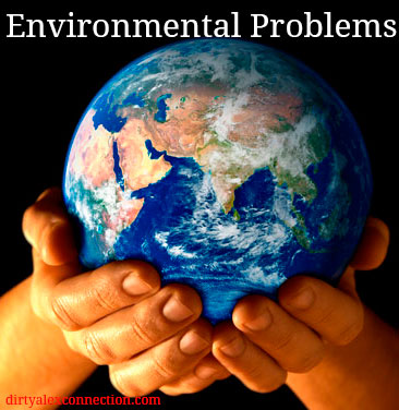 Environmental problems of the planet